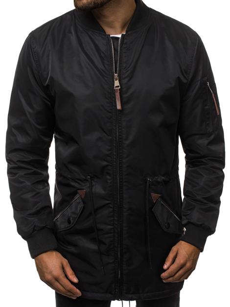 Bomber crna kožna jakna - Army Shop Urban Dart, Zemun, Beograd